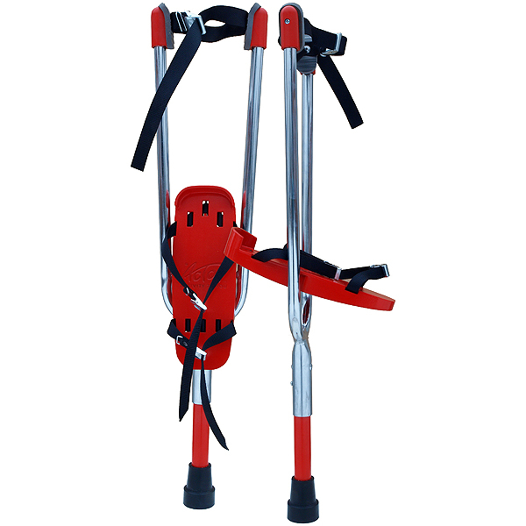RED ACTOY STILTS - adults