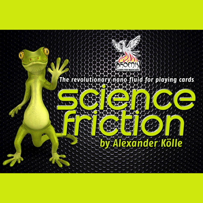 SCIENCE FRICTION - Alexander Kölle