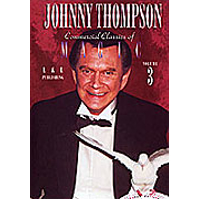 COMMERCIAL CLASSICS 3 - Johnny Thompson