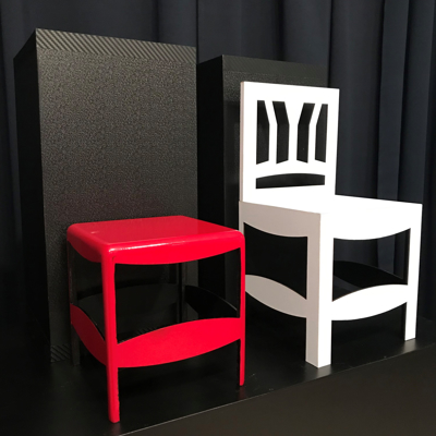 CHAIR AND TABLE - Tora Magic