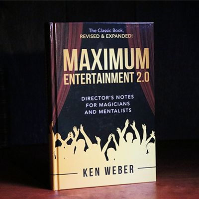 MAXIMUM ENTERTAINMENT 2.0 - Ken Weber