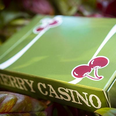 CHERRY CASINO FREMONTS (Sahara Green)