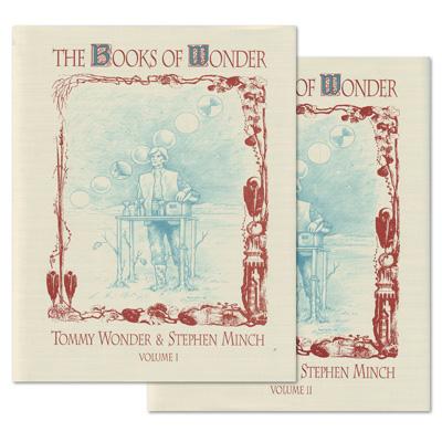 THE BOOKS OF WONDER - vol. 1 & 2
