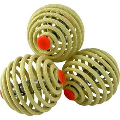 FYREFLI FIRE JUGGLING BALLS (set of 3) 68 mm.
