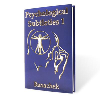 PSYCHOLOGICAL SUBTLETIES 1 - Banachek