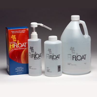 ULTRA HI-FLOAT MED PUMPE - 473 ml.