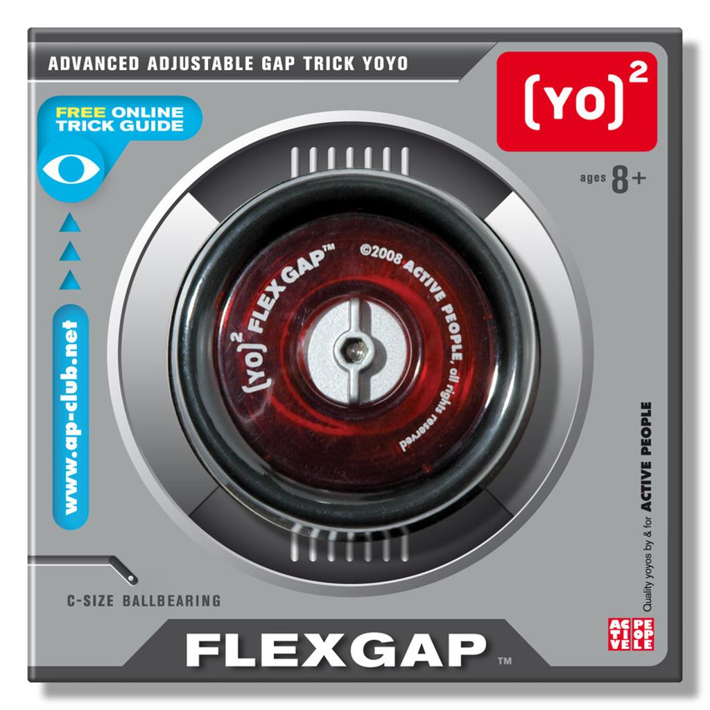 YOYO FLEX GAP (YO)2 - red