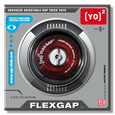 YOYO FLEX GAP (YO)2 - rød
