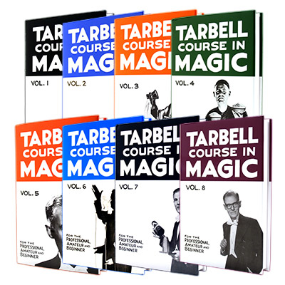 COMPLETE TARBELL COURSE vol. 1-8
