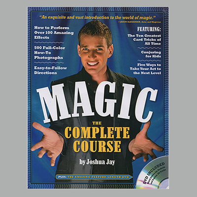 MAGIC - The Complete Course (With DVD)