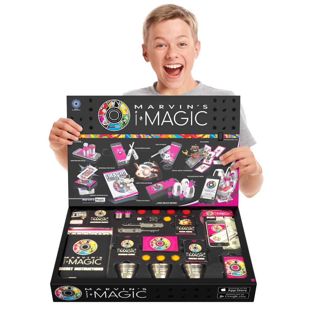 MARVIN'S IMAGIC DELUXE 365 BOX OF TRICKS