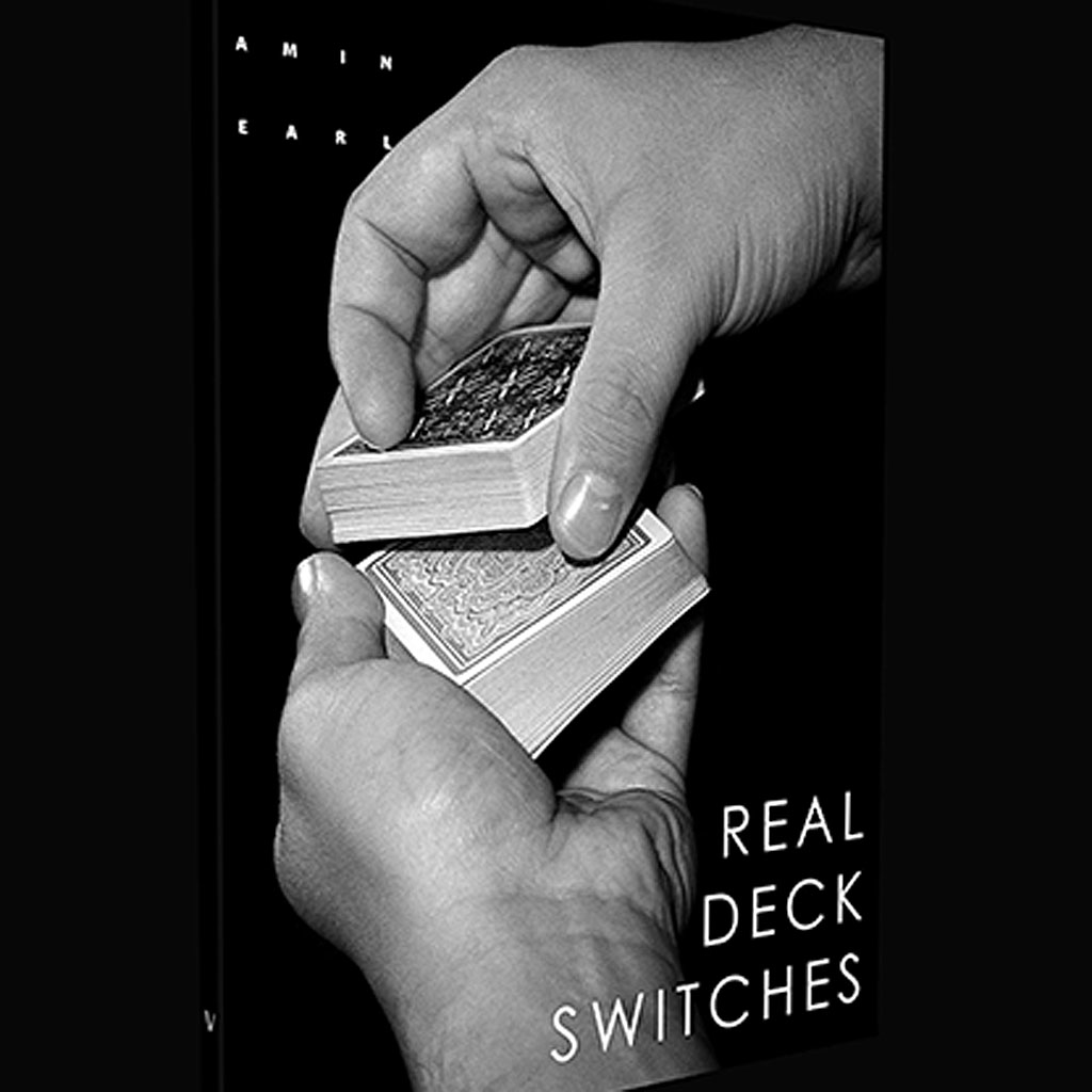 REAL DECK SWITCHES - Benjamin Earl