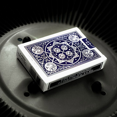 TALLY-HO PLAYING CARDS - Fan Back