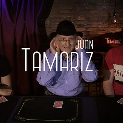 MAGIC FROM MY HEART - Juan Tamariz