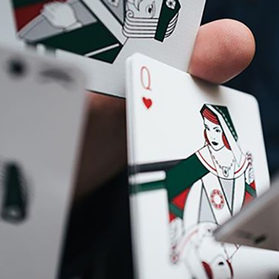 VIRTUOSO FW17 PLAYING CARDS