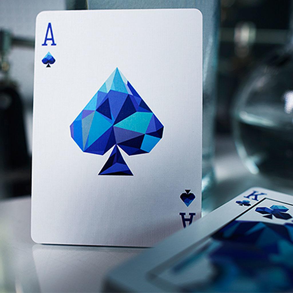 MEMENTO MORI BLUE DECK