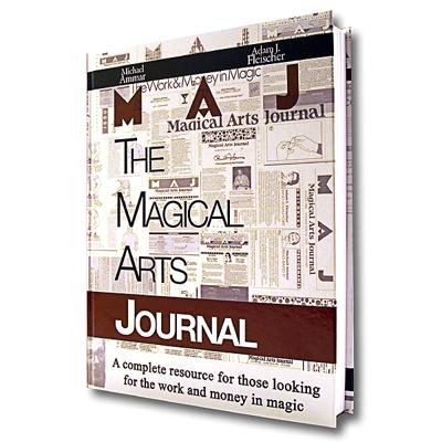 MAGICAL ARTS JOURNAL - Michael Ammar
