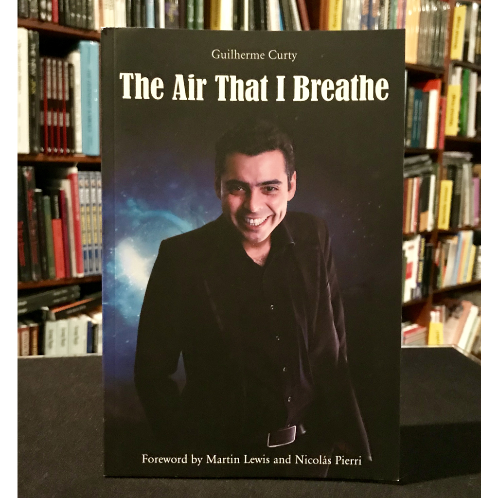 THE AIR THAT I BREATHE - Guilherme Curty