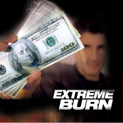 EXTREME BURN 2.0 Locked & Loaded - Richard Sanders