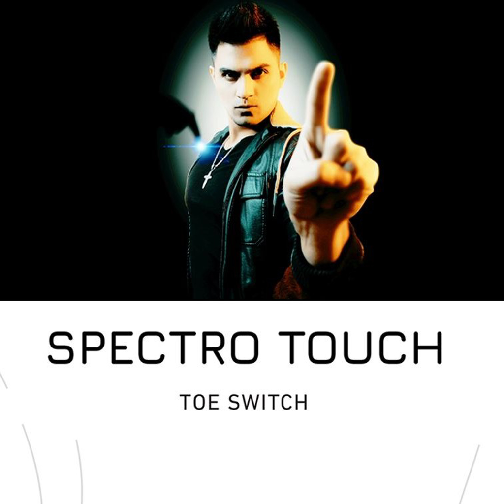 SPECTRO TOUCH TOE SWITCH