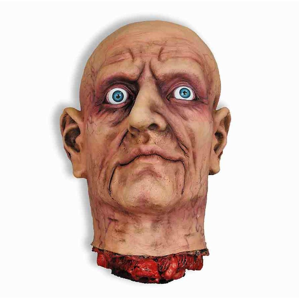 REALISTIC CUT OFF HEAD