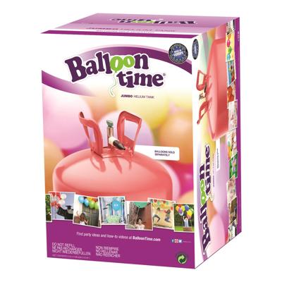 BALLON HELIUM (stor engangstank)