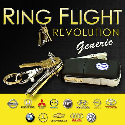 RING FLIGHT REVOLUTION - Dave Bonsall