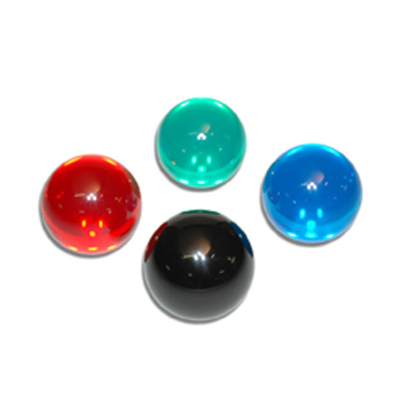 ACRYL BALL 64 mm. - colour