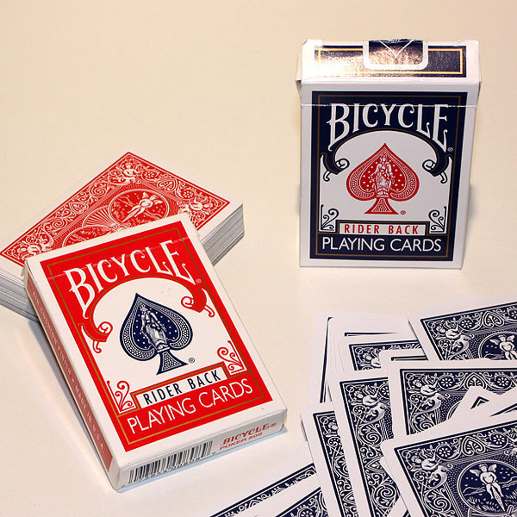 BICYCLE POKER CLASSIC BOX