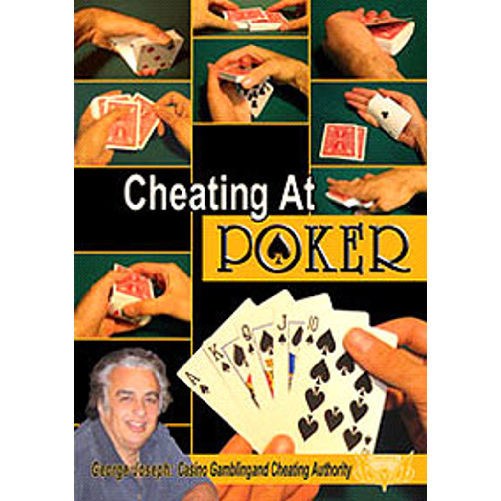 CHEATING AT POKER - med George Joseph