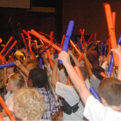 BOOMWHACKERS IN CONCERT