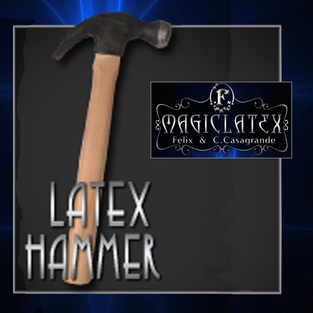 SUPER LATEX HAMMER - MagicLatex