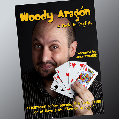 A BOOK IN ENGLISH - Woody Aragón