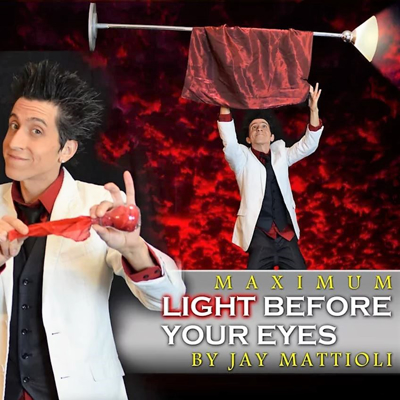 MAXIMUM LIGHT - Jay Mattioli