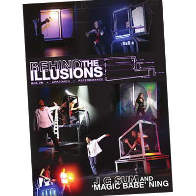 BEHIND THE ILLUSIONS - JC Sum