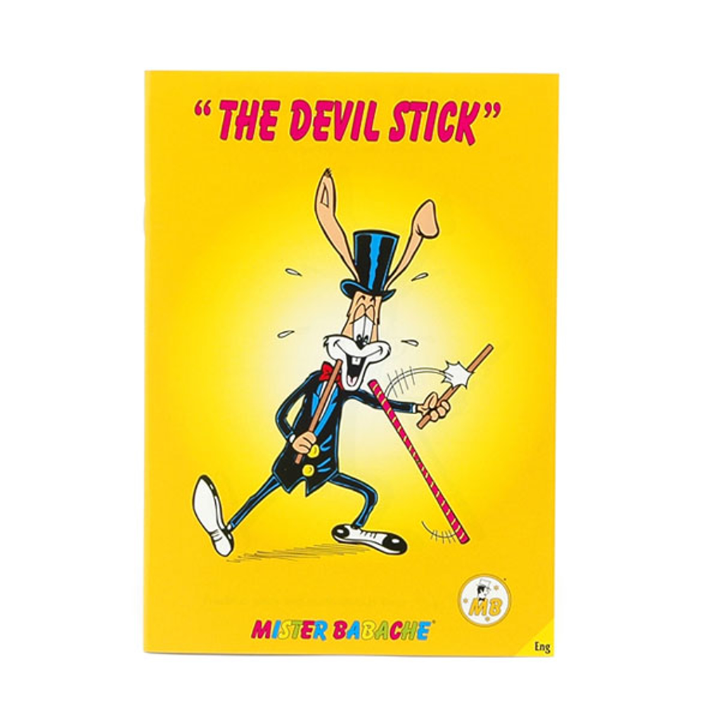 DEVIL STICK BOOKLET - Mr. Babache