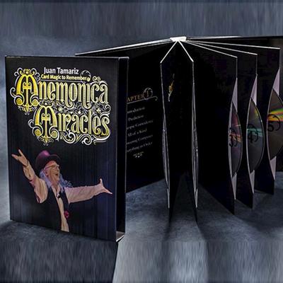 MNEMONICA MIRACLES DVD-BOX - Juan Tamariz
