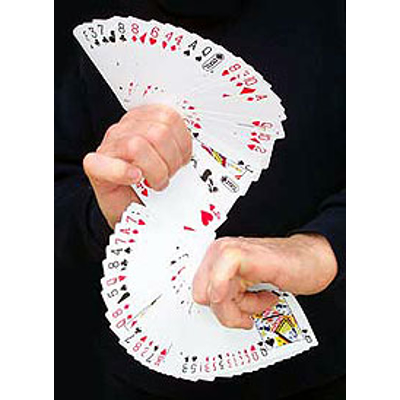 NIELSEN MANIPULATION CARDS