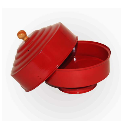 RED DOVE PAN