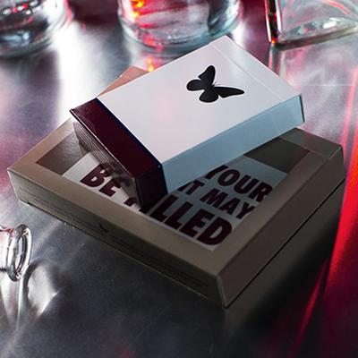 BUTTERFLY PLAYING CARDS - Ondrej Psenick