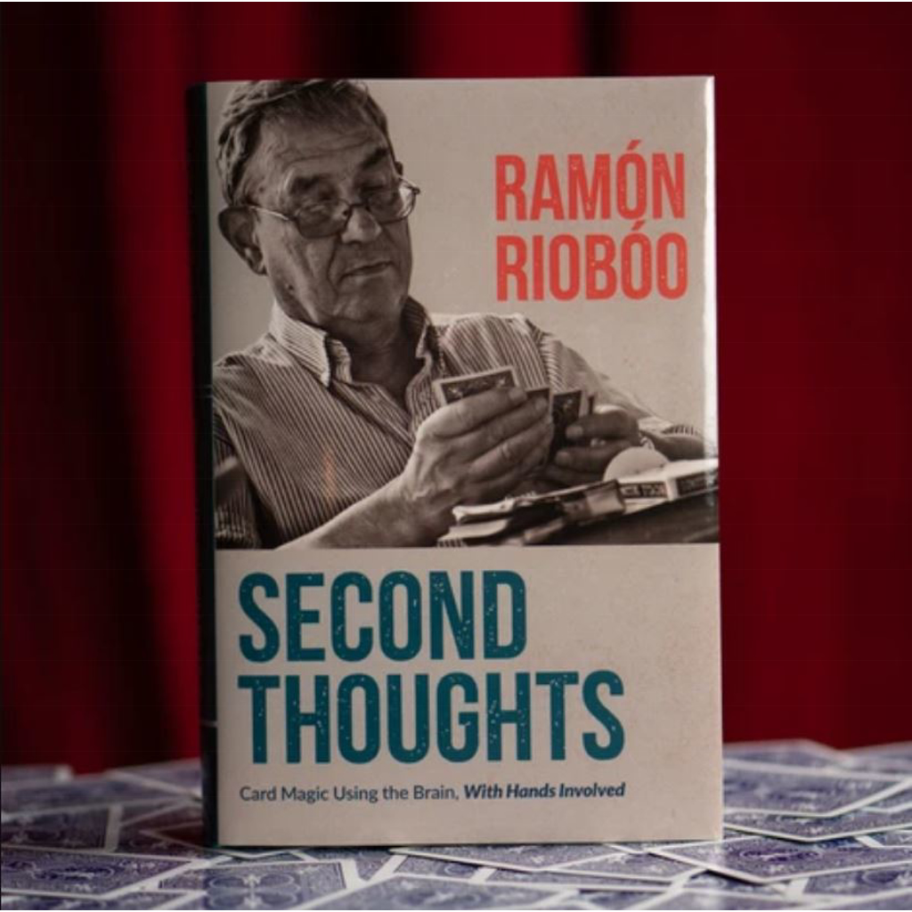 SECOND THOUGHTS - Ramon Rioboo