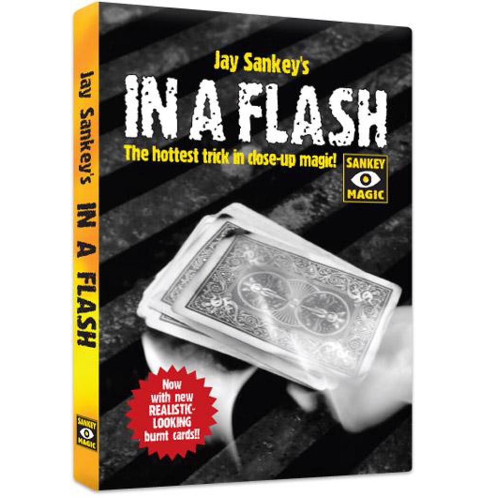 IN A FLASH - Jay Sankey