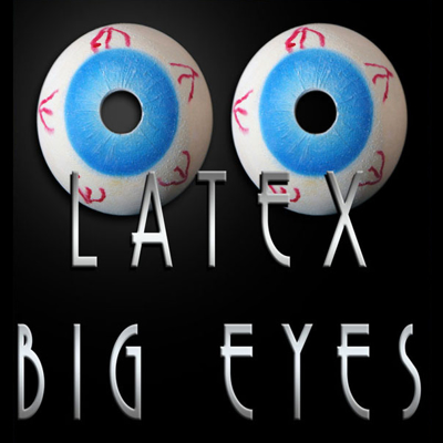LATEX BIG EYES