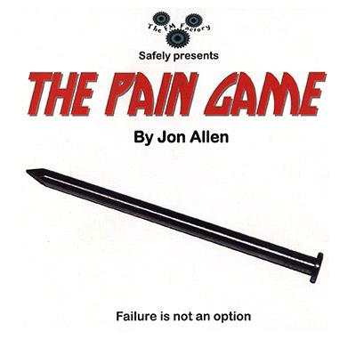 THE PAIN GAME - Jon Allen