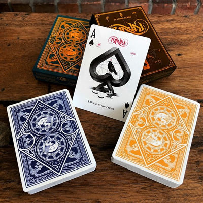 RAVN PLAYING CARDS