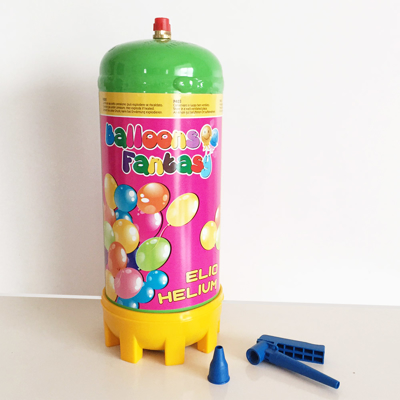 SMALL HELIUM BOTTLE