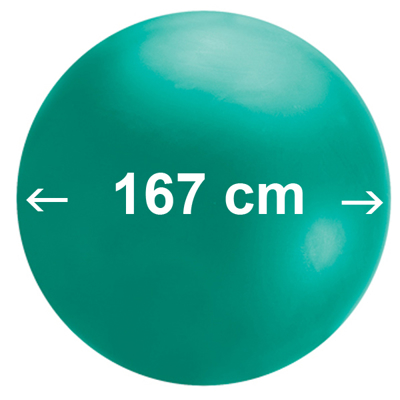 CHLOROPRENE BALLON 5,5'