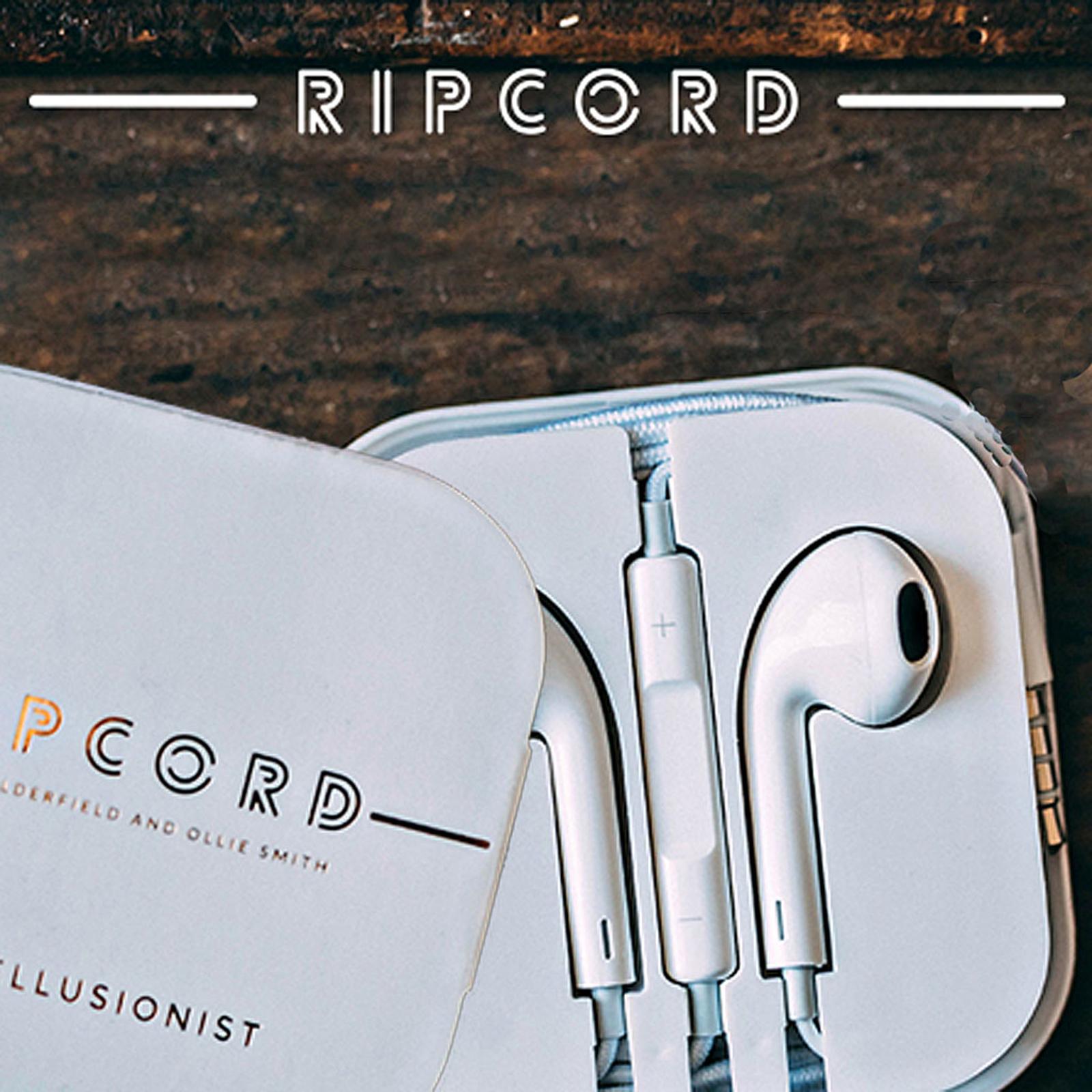 RIPCORD - Tom Elderfield & Ollie Smith - Pegani