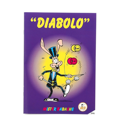 DIABOLO BOOKLET - Mr. Babache