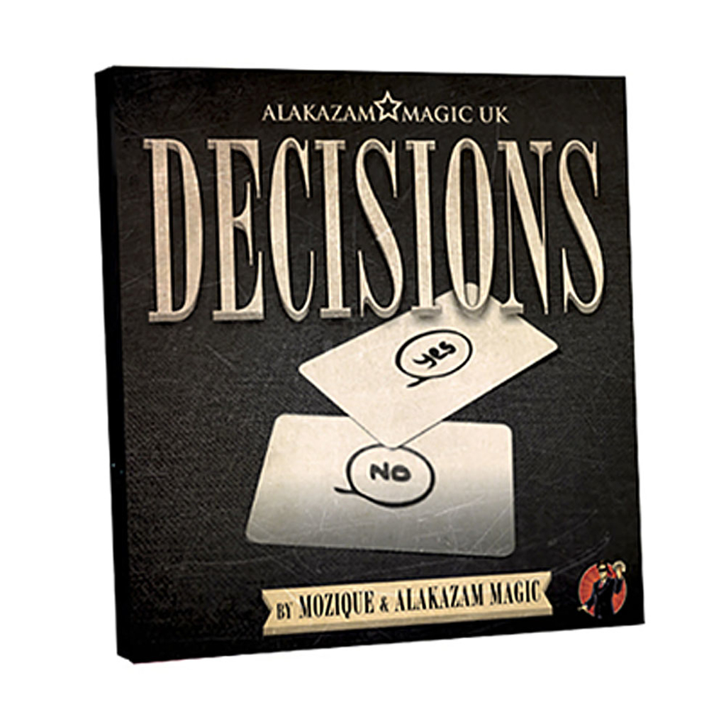 DECISIONS BLANK EDITION - Mozique
